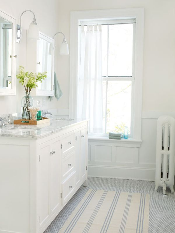 5 fresh clean and spring worthy bathroom colors for Bathroom color ideas 2013