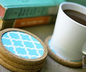 How To Make Your Own Coasters – 29 DIY Wonderful Designs
