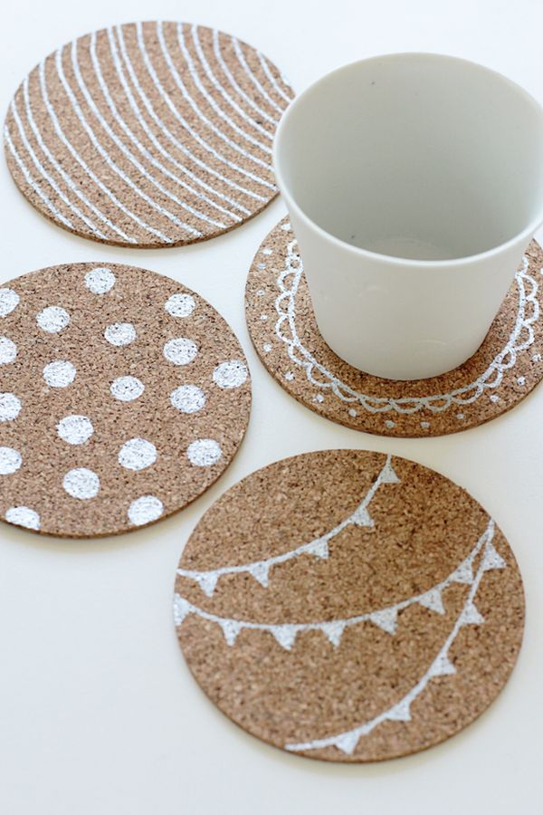 How To Make Your Own Coasters 40 Diy Wonderful Designs