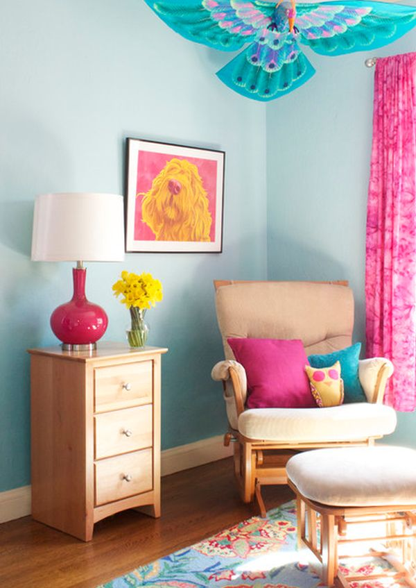 Use The Ombre Technique To Create Stunning And Colorful Designs - Ombre wall painting technique