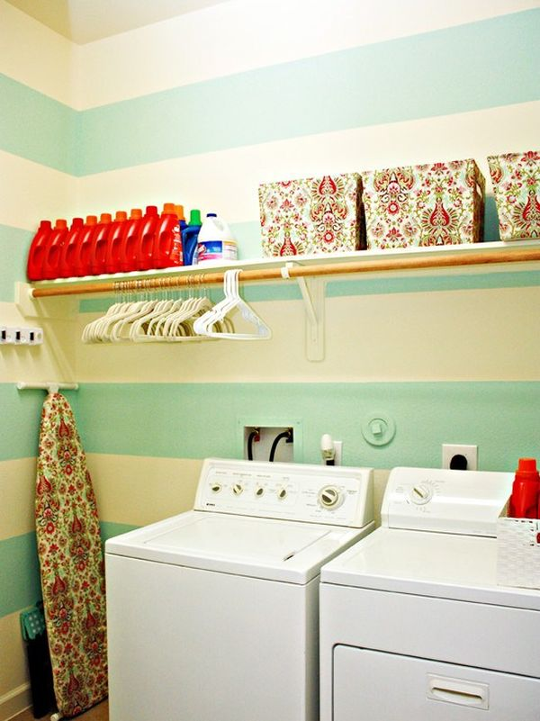 Well Organized Laundry Rooms That Take The Hassle Away