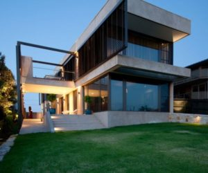 ... The Modern Architecture And Unusual Shape Of The Hill House