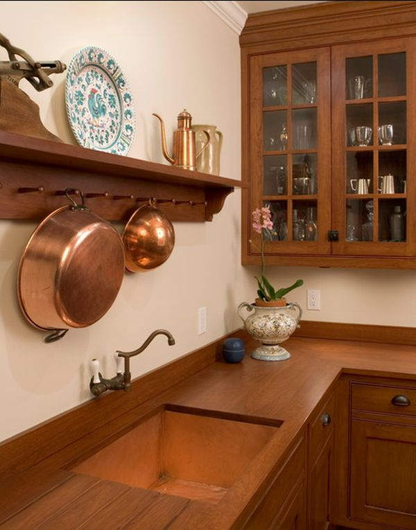 Kitchen Ideas Copper.How To Use Copper In Your Kitchen S Design