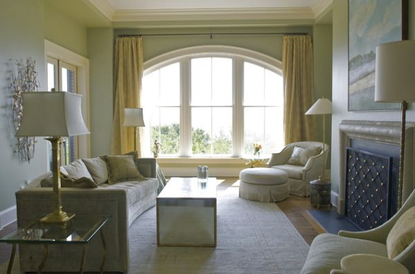 10 Arched Window Treatment Ideas That Keep Their Beauty
