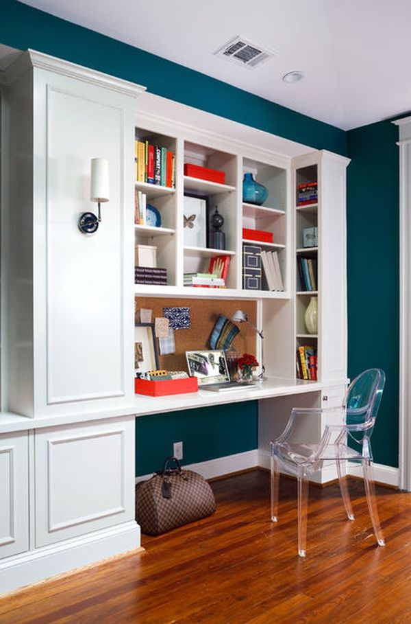 DIY Home Office Décor Impressive Best Home Office Design Ideas