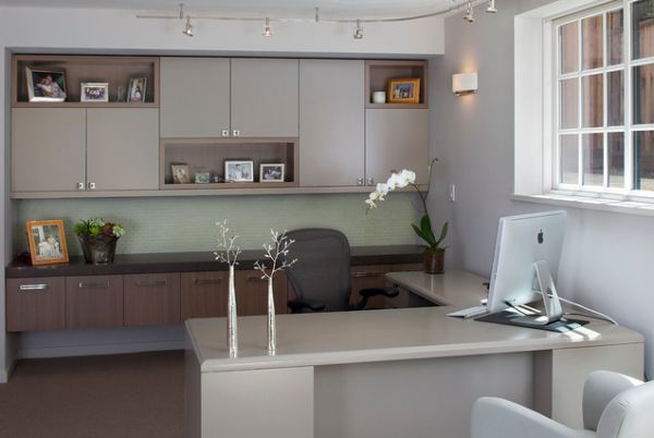 office in the home. Office In The Middle Of Room. Home A
