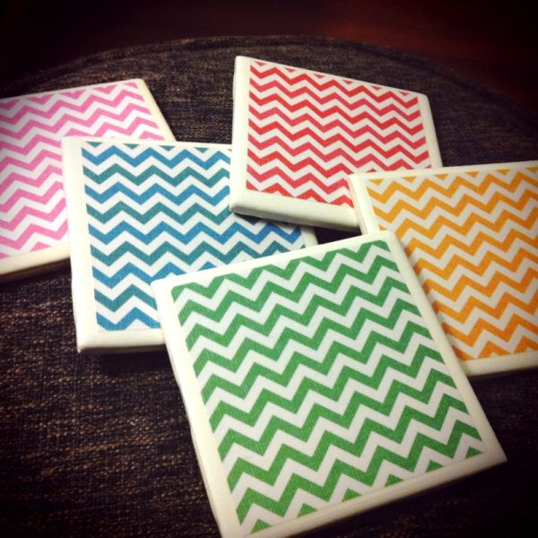 How To Make Your Own Coasters 29 Diy Wonderful Designs
