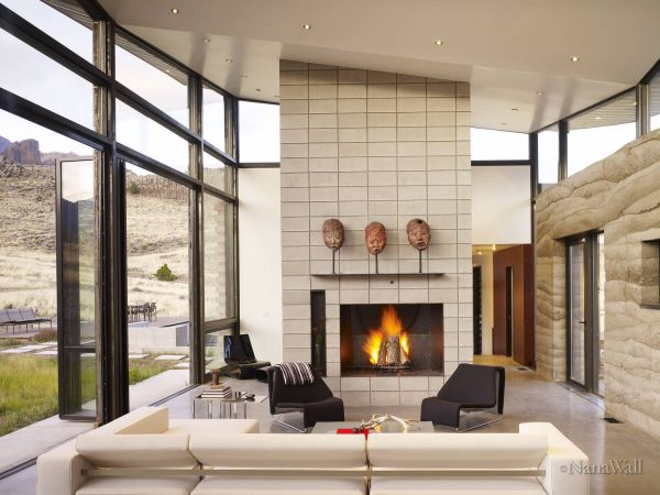 17 Stunning Ways To Use Bi Folding Doors In Living Rooms