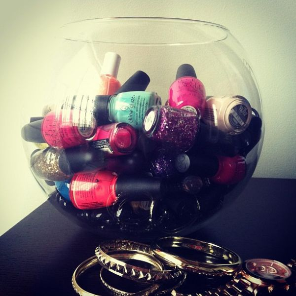 Captivating How Do You Store Your Nail Polish?