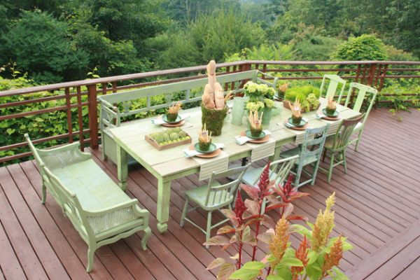 Amazing 15 Outdoor Dining Design Ideas For A Summer Experience