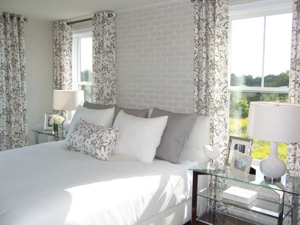 A Brick Wall Always A Charming Décor Feature In Any Room - Bedrooms brick walls