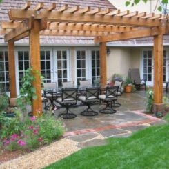 18 Patio Pergola Designs Perfect For The Upcoming Summer Days