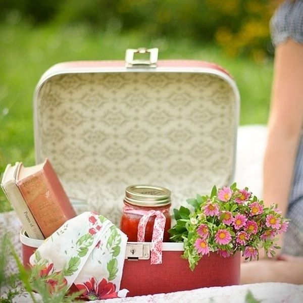 5 Stylish U0026 Cozy Backyard Picnic Themes