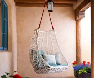 ... 15 Playful, Versatile And Comfy Hanging Chairs