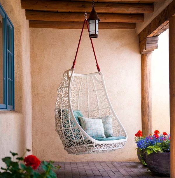 Beautiful 15 Playful, Versatile And Comfy Hanging Chairs