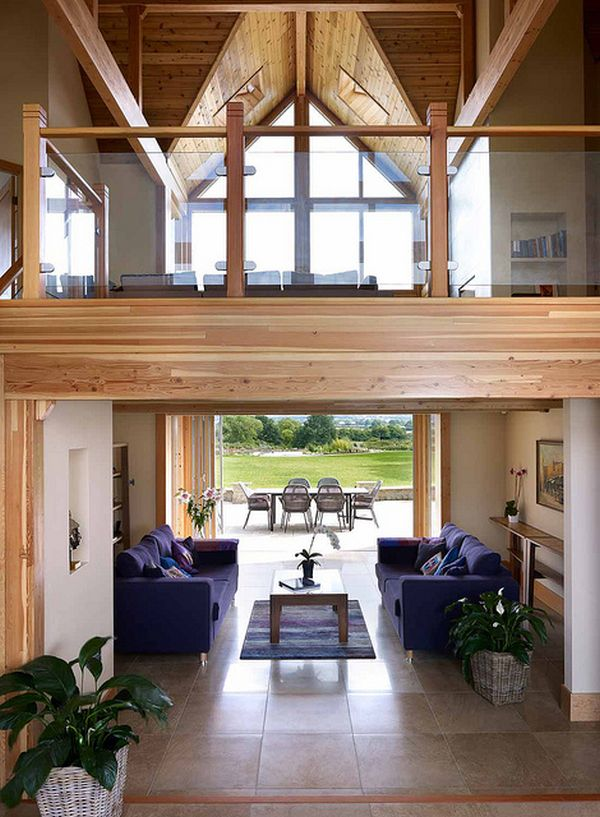 Energy Efficient Single Family Home In South England, Built On Site
