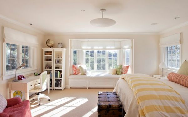 Peachy 30 Window Seats Cozy Space Saving And Great For Admiring Ocoug Best Dining Table And Chair Ideas Images Ocougorg