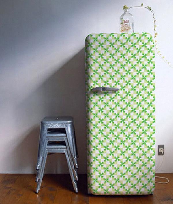 wallpaper fridge