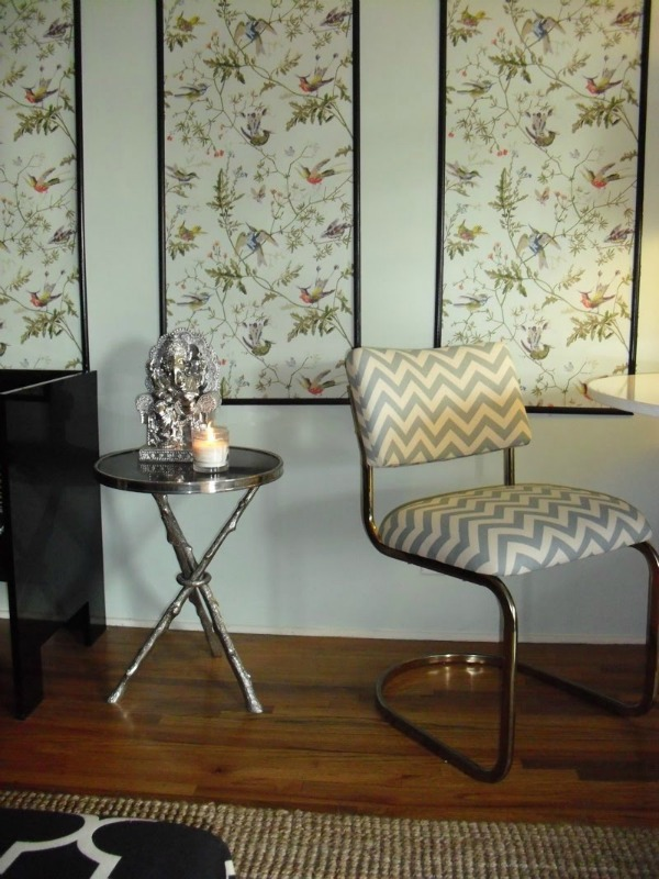 5 Unconventional Ways to Decorate With Wallpaper
