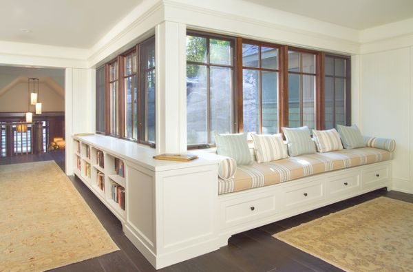 Pictures Of Window Seats 30 window seats – cozy, space-saving and great for admiring the