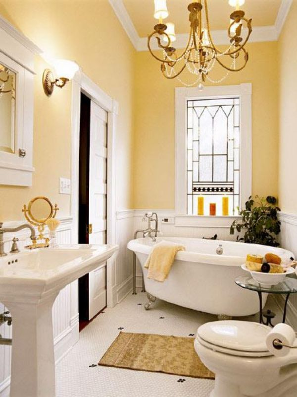 5 fresh, clean and spring-worthy bathroom colors!