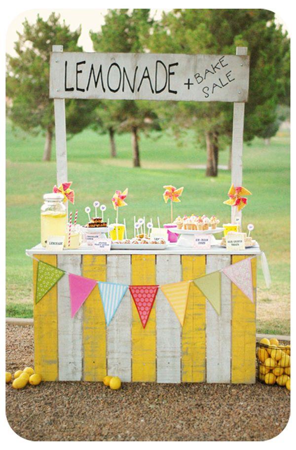 Lemonade Stand Designs : Beautiful lemonade stand designs a great symbol of summer