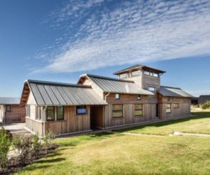 A World War II Airbase Transformed Into A Beautiful Farmhouse