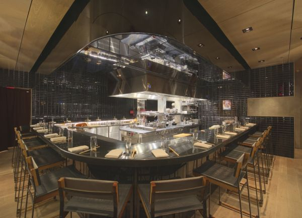 The momofuku restaurant a stunning example of