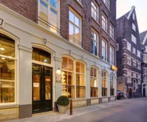Sophisticated And Elegant With A Modern Twist – The V Nesplein Hotel