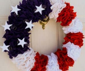 5 Fun & Patrioct July 4th DIY Wreaths