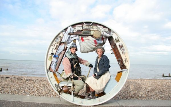 Traveling The World In A Wheel House