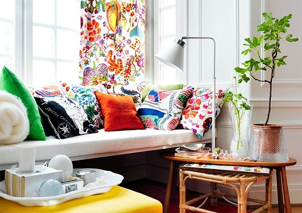5 Inspirational Ideas To Help You Pick Suitable Pillow Design Accompany Your Seating Furniture