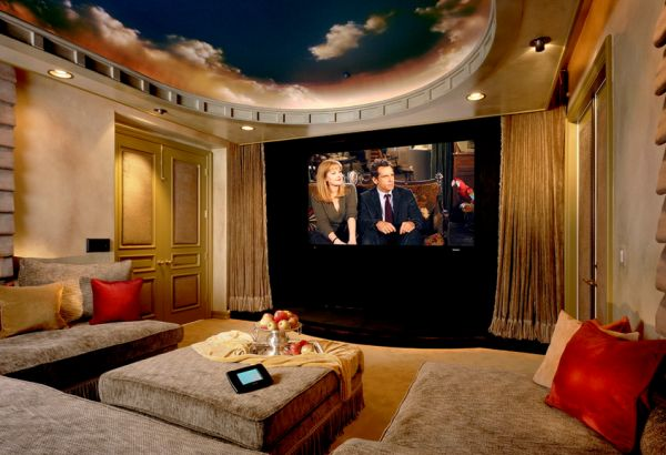 Themed Rooms Movie Night