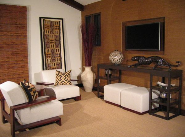 African influence top ways to emulate this trend in the home for Interior decoration and design influences