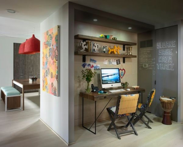 Industrial Office Design industrial home office designs for a simple and professional look