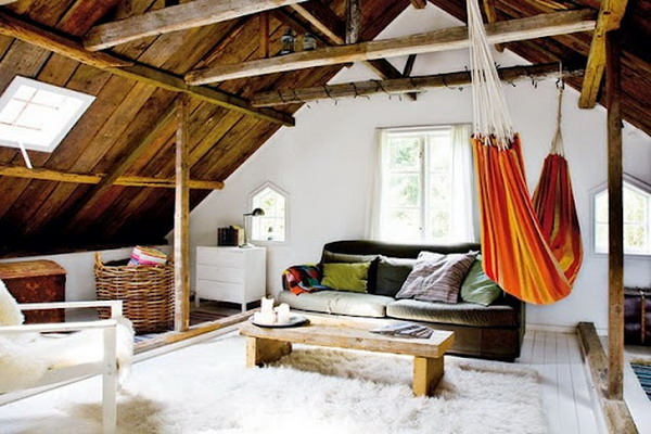 hammock hang for with from and also hanging ceiling mounted chairs shelves pretty chair you the wooden that wall can hanghammock cushion bedrooms