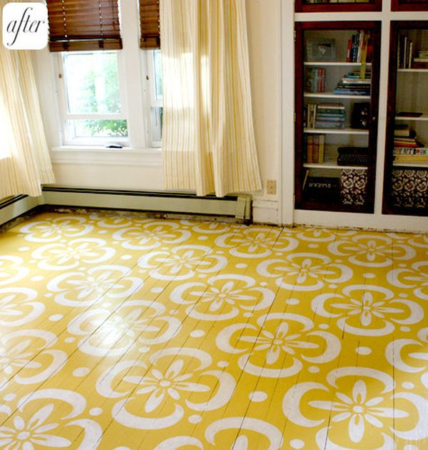Transform a Room with Bold and Dramatic Flooring