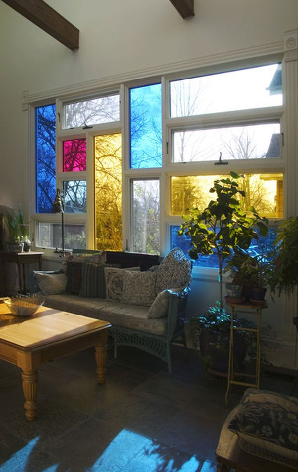 Unusual Windows That Light Up Interiors