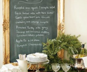 5 DIY Chalkboard Projects for Your Home
