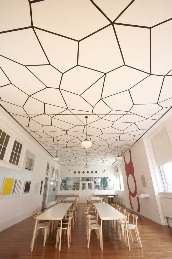 10 Unconventional And Visually Striking Ceiling Designs