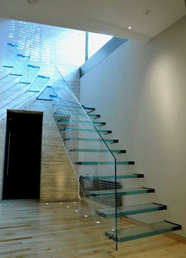 7 Ultra Modern Staircases
