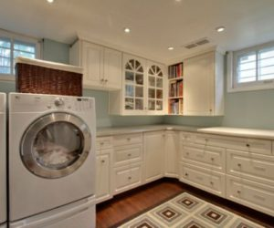 Laundry Rooms: How to Make them Stylish