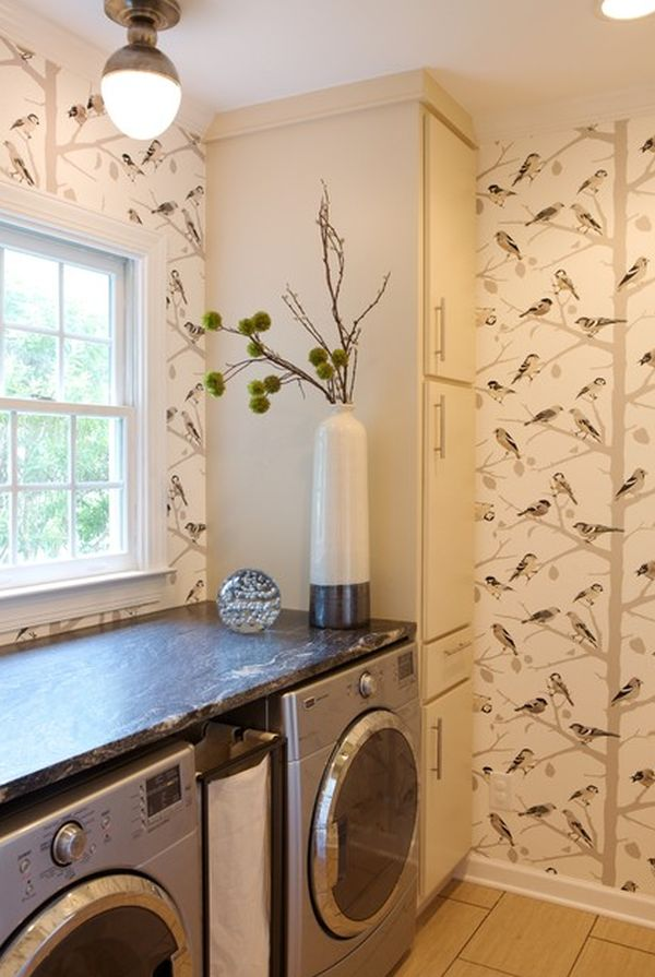 Laundry Rooms How To Make Them Stylish