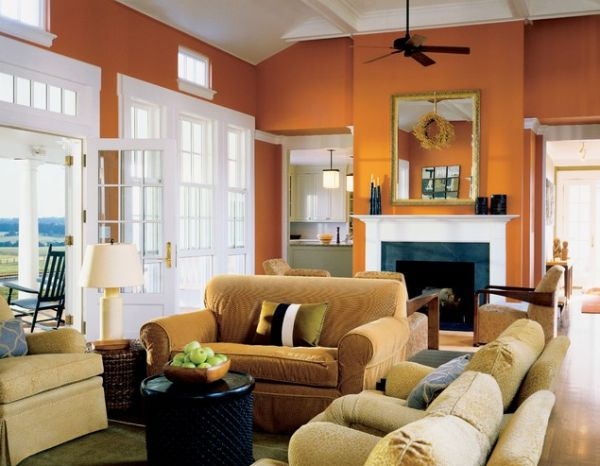 Living Room Accent Walls View In Gallery