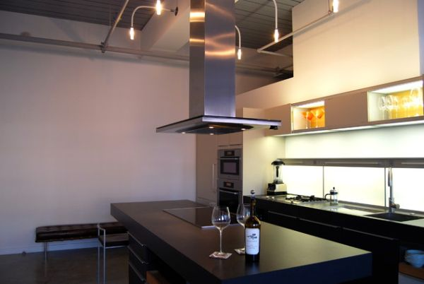 Kitchen Island Hoods how a beautiful kitchen island hood can change the decor in your