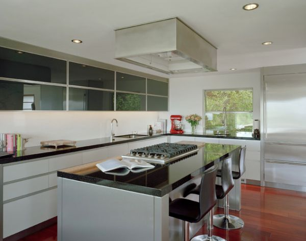 kitchen island hood vents how a beautiful kitchen island can change the decor 5079