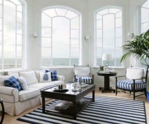 Decorating With Nautical Accents: Concept & Inspiration