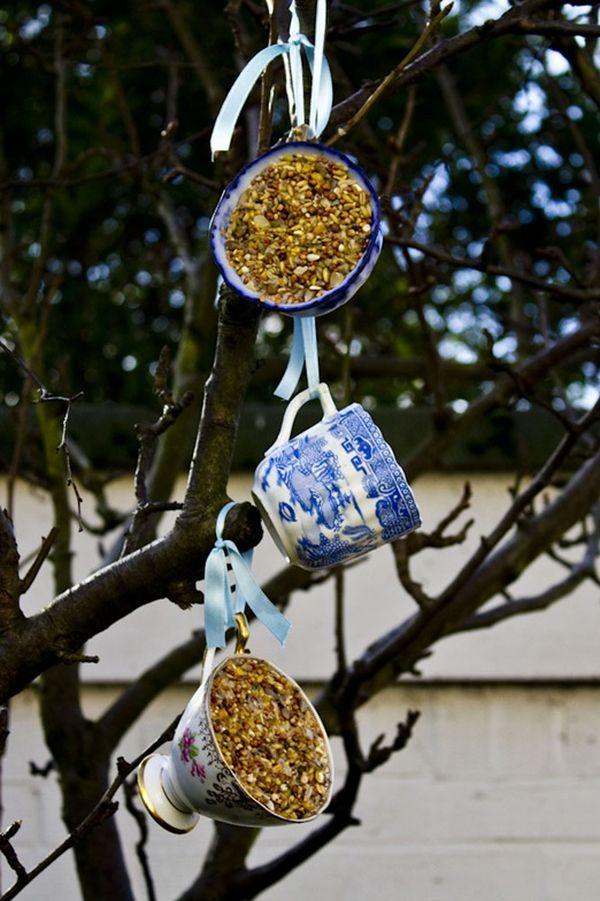Необычные кормушки для птиц своими руками фото 828