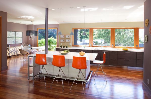 How To Design A Contemporary Breakfast Kitchen