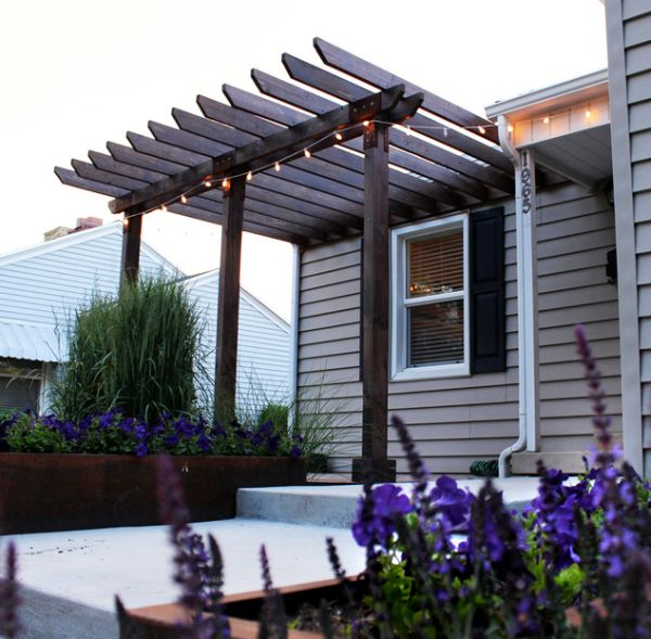 Pergola Overhang Designs: How To Design The Perfect Pergola For Your Garden